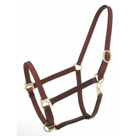 Royal King Narrow Leather Track Halter