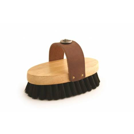 Ponyexpress Midnight Rider Western Grooming Brush