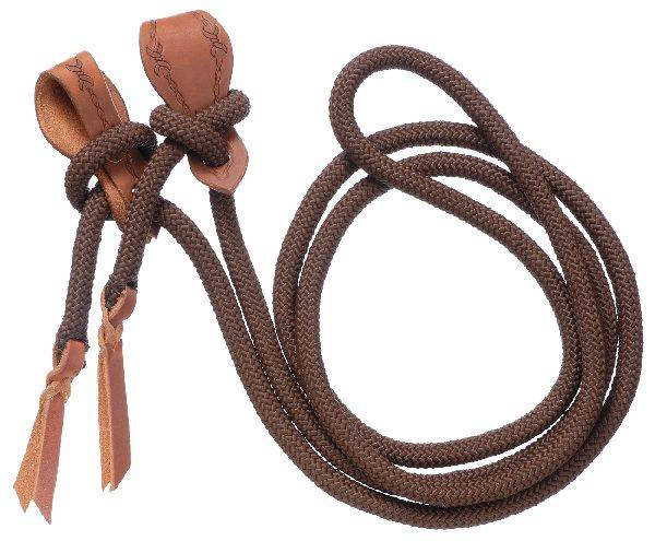 Tough-1 Rope Rein Slobber Strap