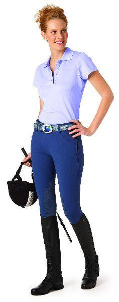 Ovation ULTRA DX Ladies Side Zip Breech
