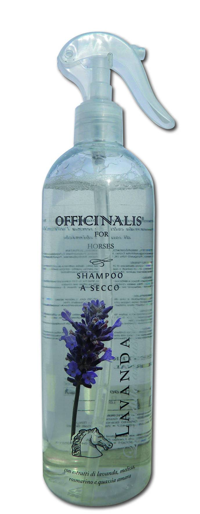 Officinalis Dry Shampoo - Lavender