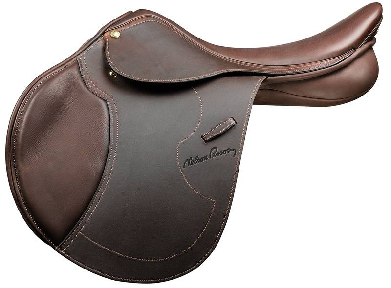 Pessoa Heritage Pro- Smooth Leather Saddle