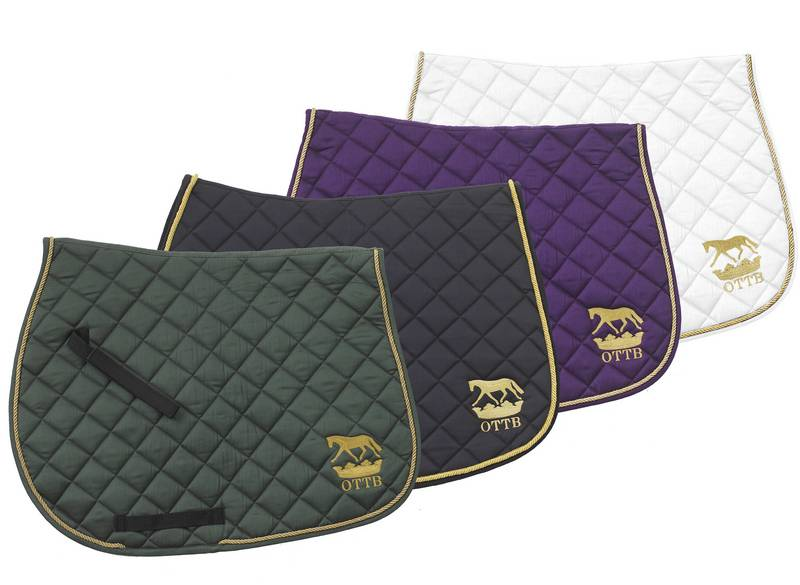 OTTB AP Saddle Pad