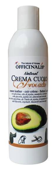 Officinalis Avocado Crema Cuoio