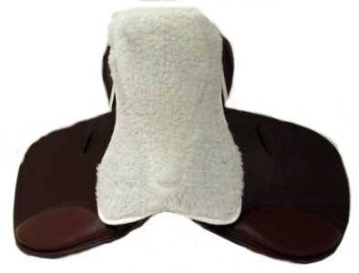 english fleece seat saver with nylon straps on lovemypets.com