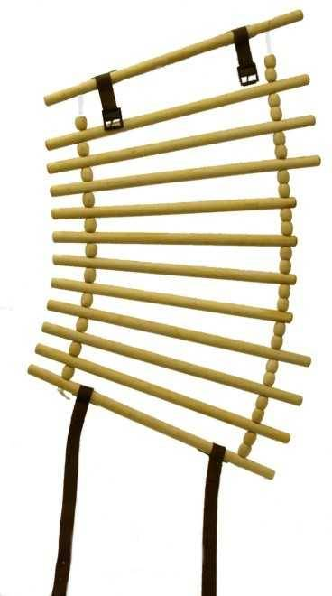 Wooden Neck Cradle
