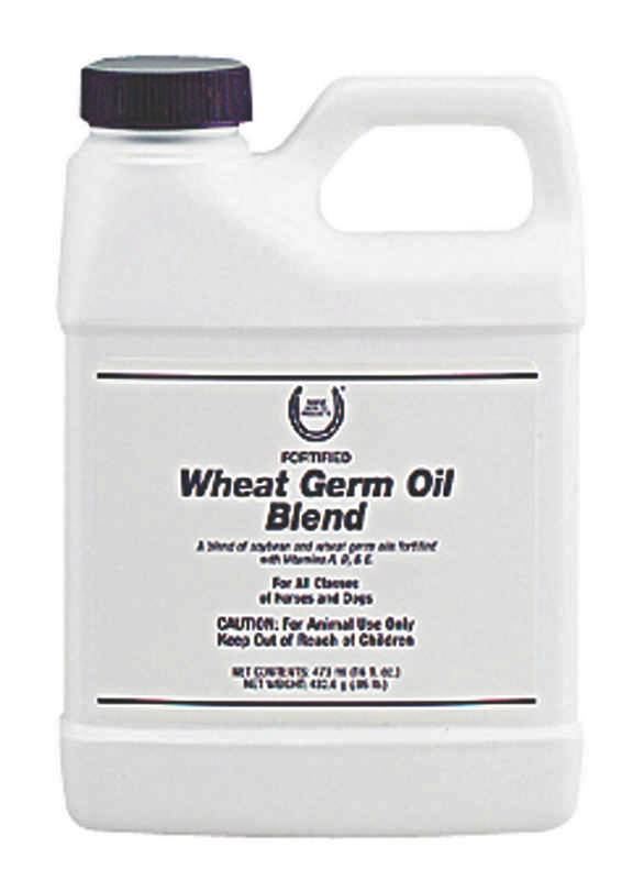 Fortified Wheat Germ Oil Blend