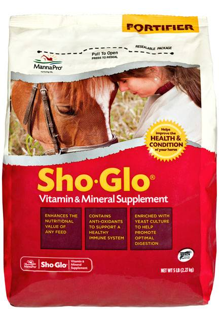 Horse Sho-Glo Powder