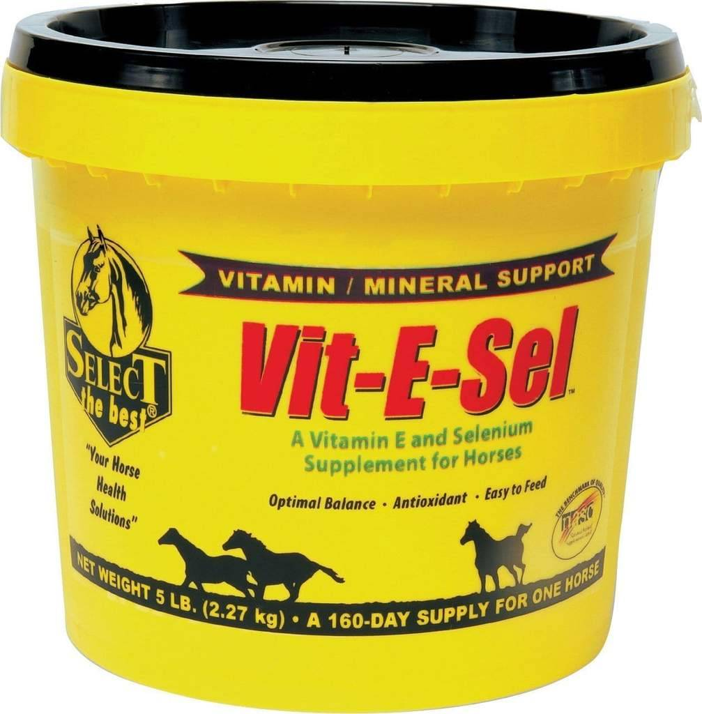 Vit-E-Sel Powder