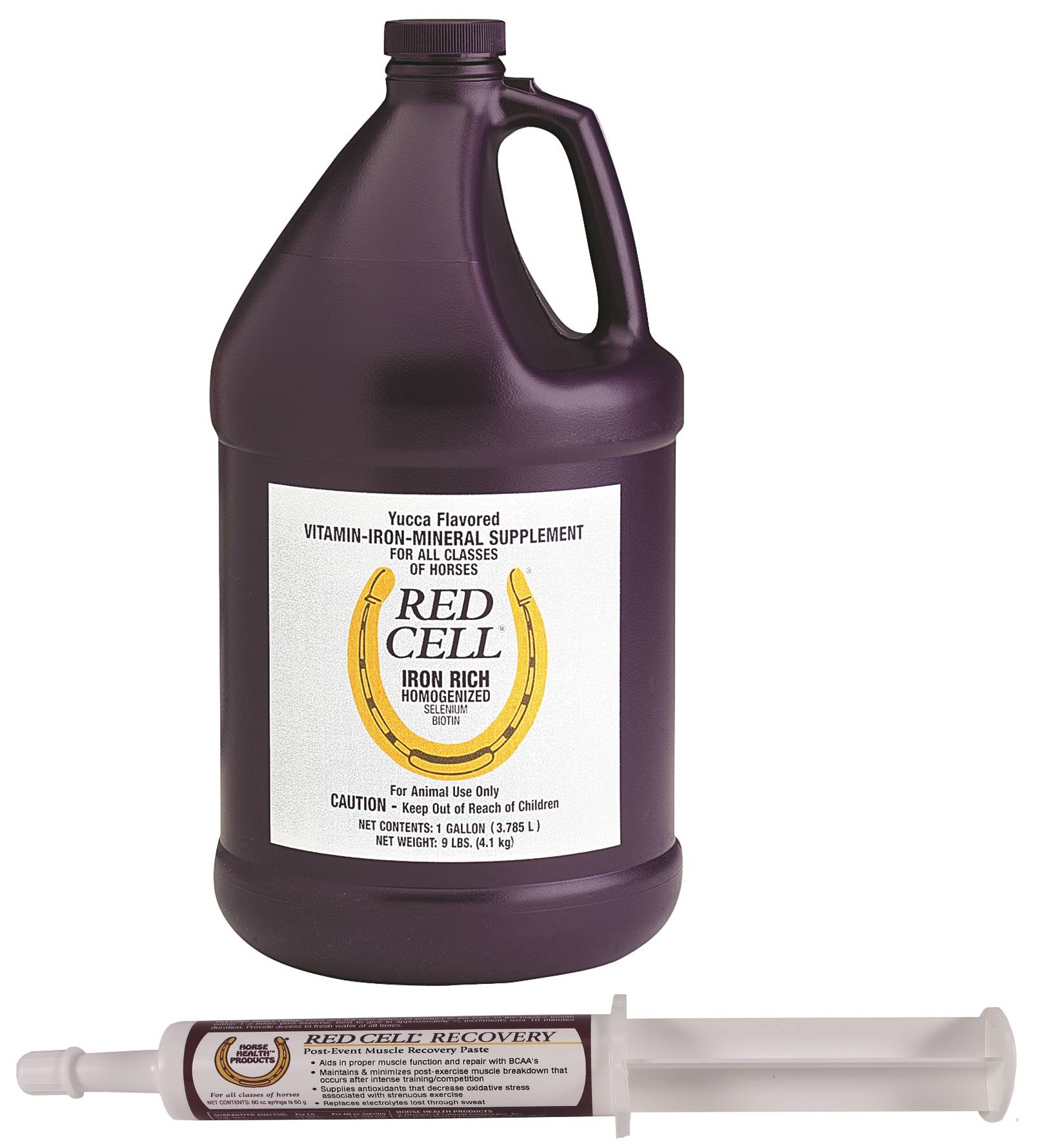 Farnam Horse Health Red Cell Equine Feed Supplements