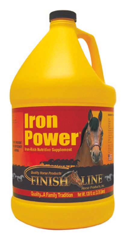 Finish Line Iron Horse Feed Supplement