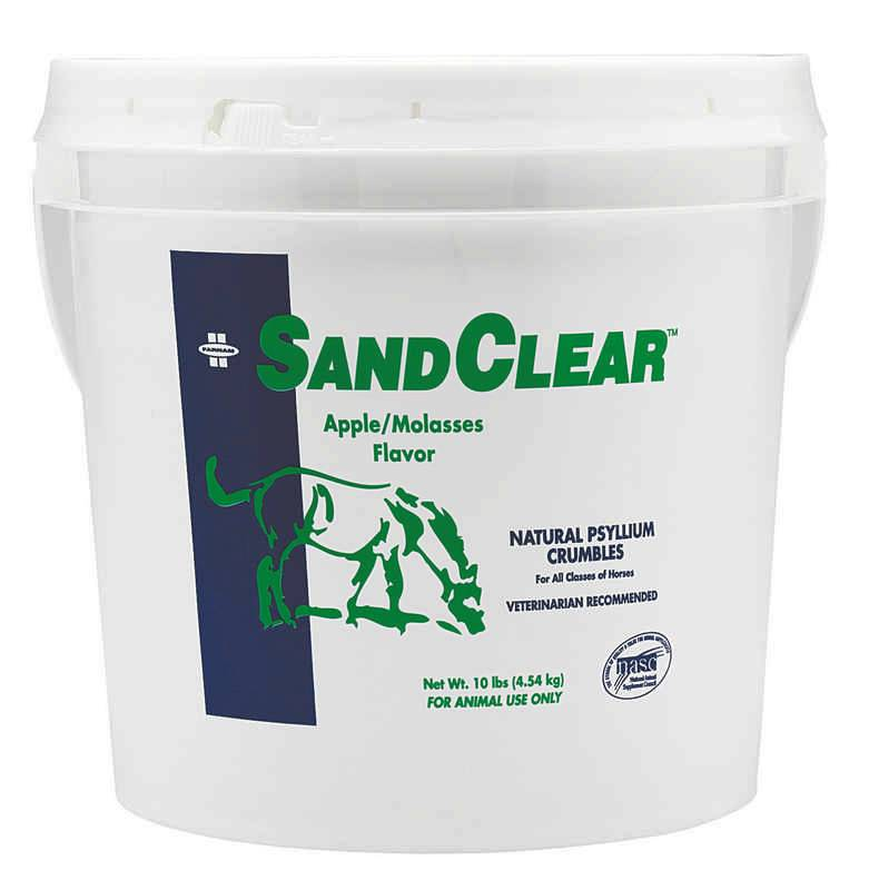 SandClear Digestive Aid Pellets from Farnam