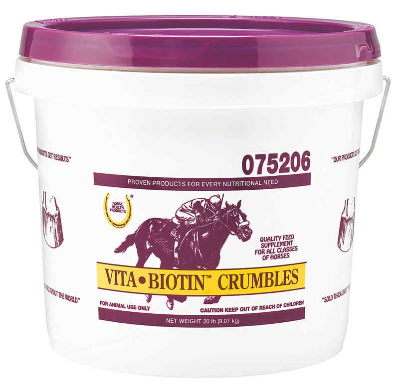 Horse Health Vita Biotin Feed Supplement