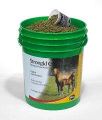 Strongid C Equine Anthelmintic