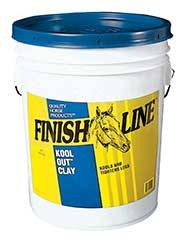 Finish Line Kool-Out Clay