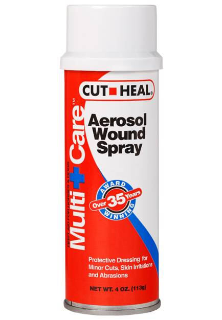Manna Pro Cut Heal Aerosol Wound Care