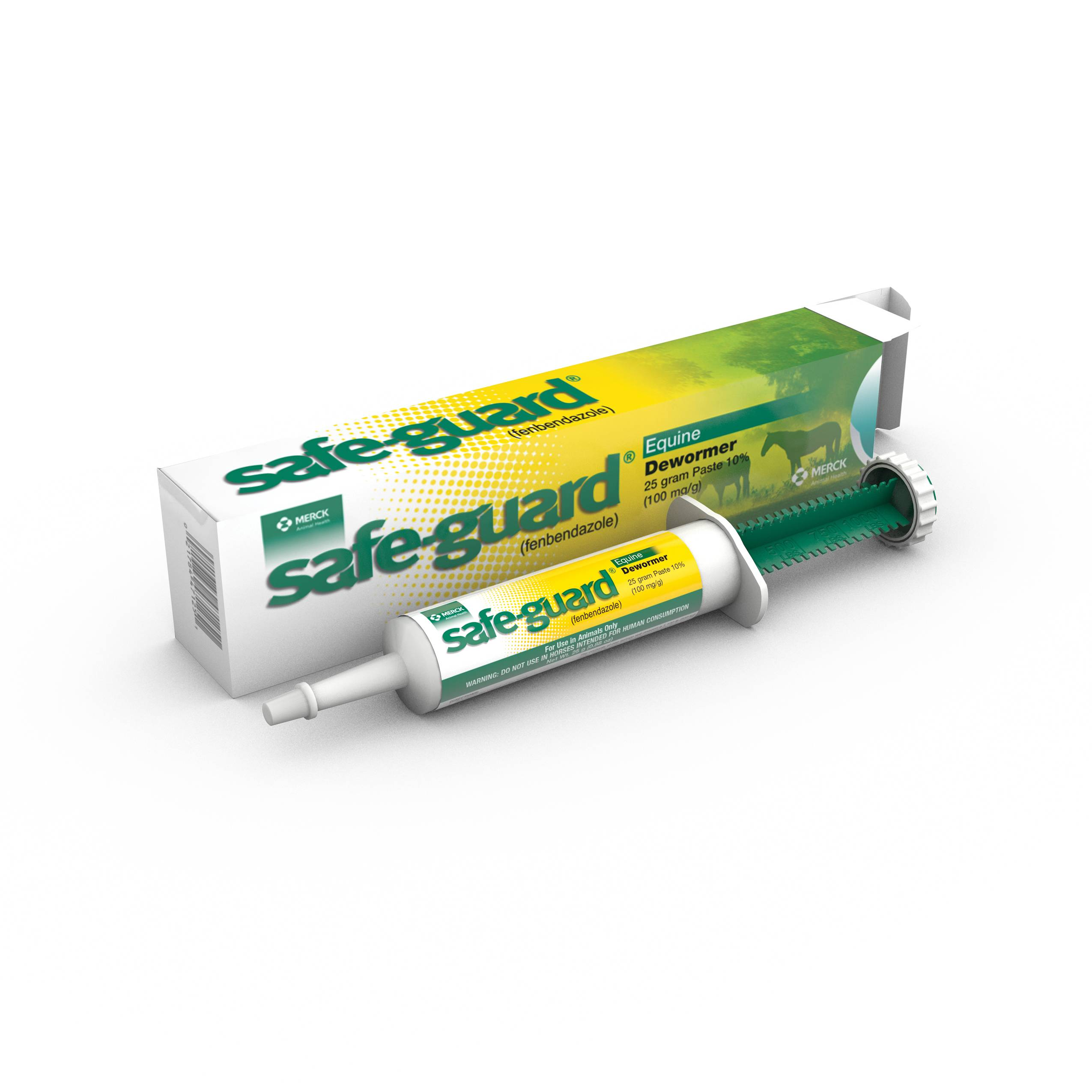 Safeguard Horse Wormer