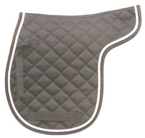 Quilted All Purpose Miniature Horse English Pad