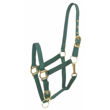 Gatsby Adjustable Nylon Halter with Snap
