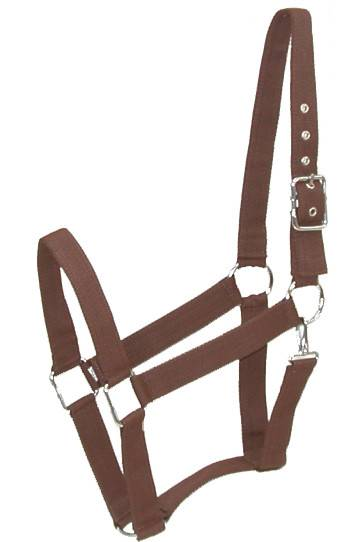 Gatsby Nylon Draft Halter with Snap