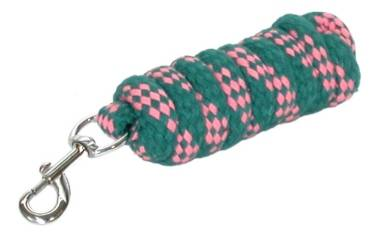 Gatsby Acrylic 6' Lead Rope with Bolt Snap
