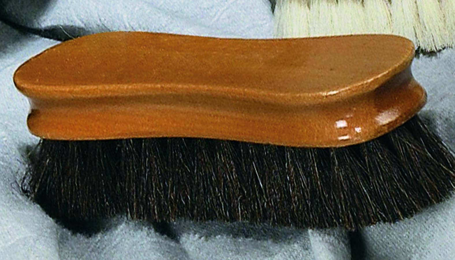 Vale Horsehair Face Brush
