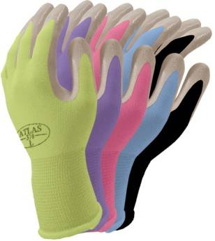 Atlas NITRILE-TOUCH Equestrian Glove