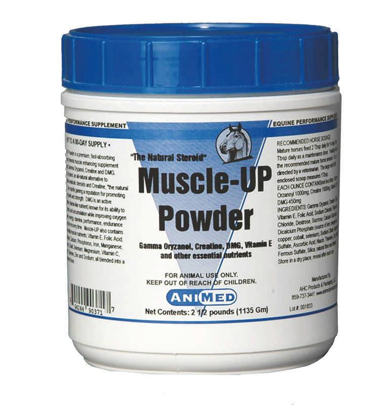 AniMed Muscle-Up Muscle Up Powder