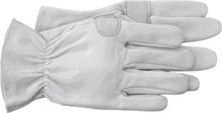 12 Pair of Ladies Goatskin Work gloves