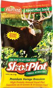 Annual Shot Plot Forage Attractant