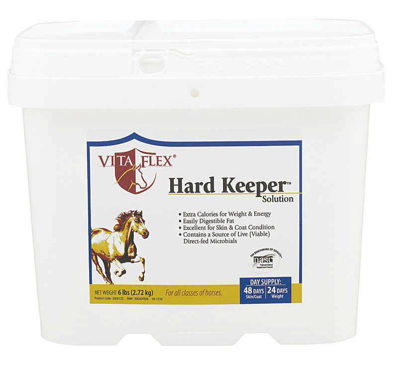 Vita Flex HARD KEEPER Horse Supplement