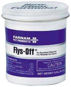 Flys-Off Ointment