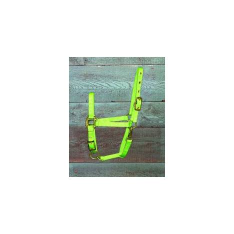 Hamilton Adjustable Halter With Snap For Ponies