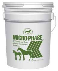 Microphase Supplement For Horses
