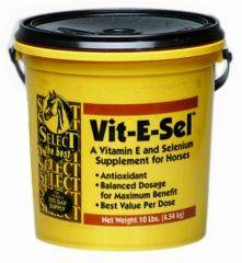 Vit-E-Sel Supplement For Horses