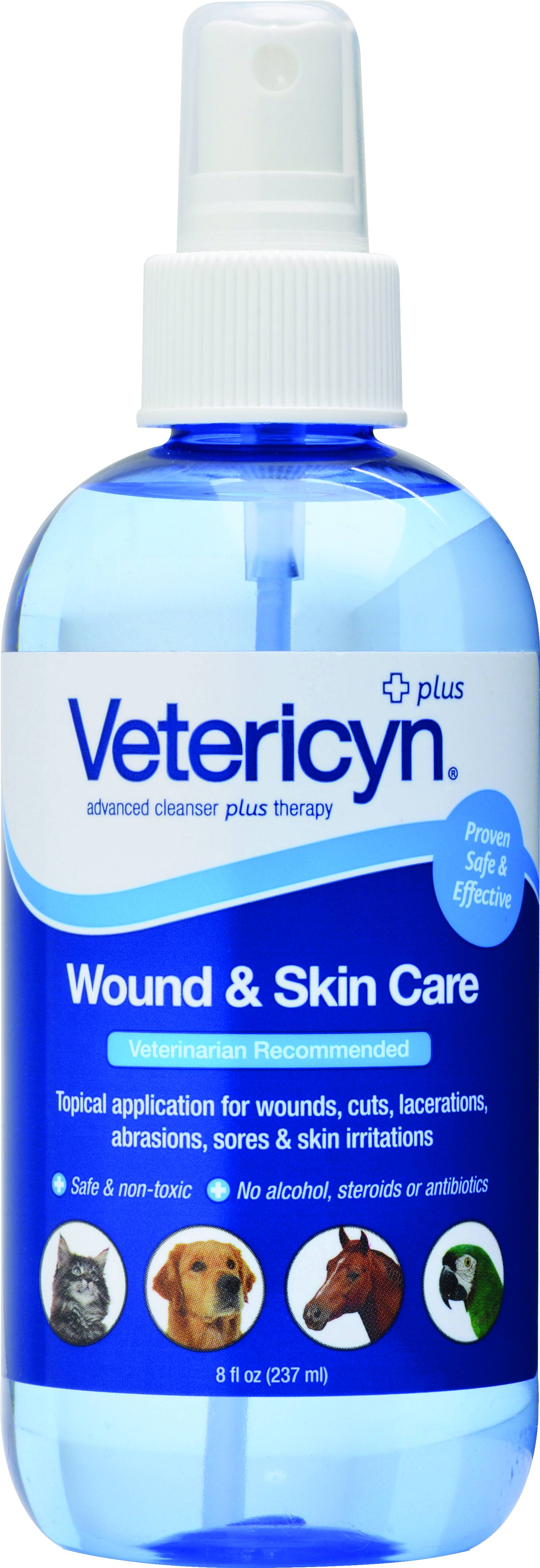 Vetericyn Wound Pump