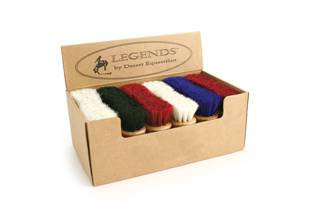 Legends PeanutPack Face Brush 12pc Display