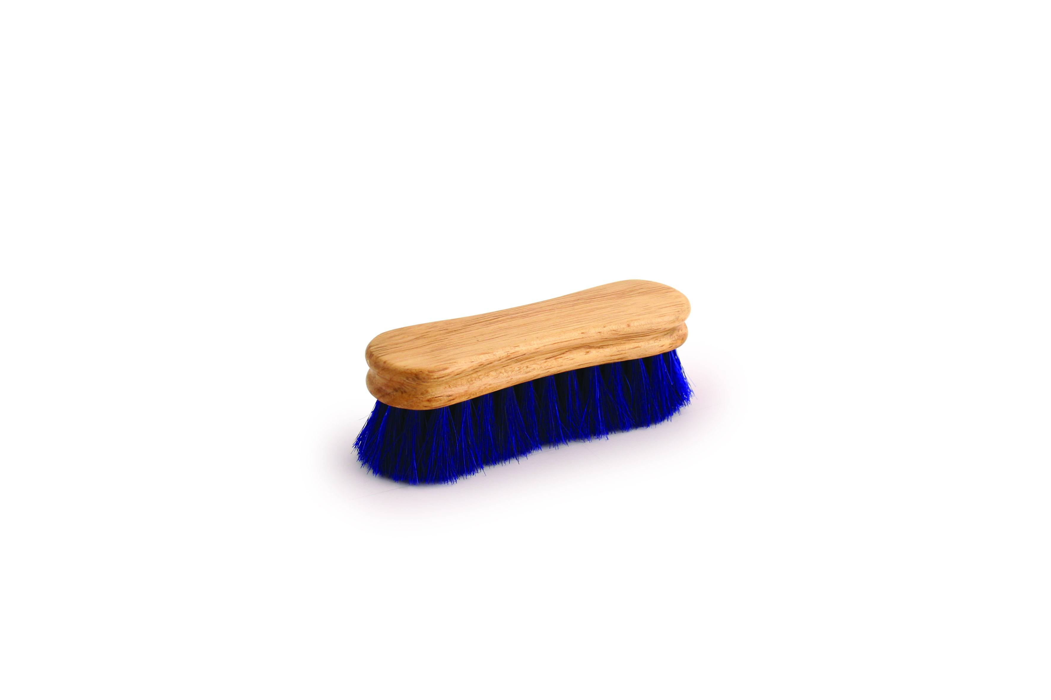 Legends Dyed Horsehair Peanut-Shaped Face Brush