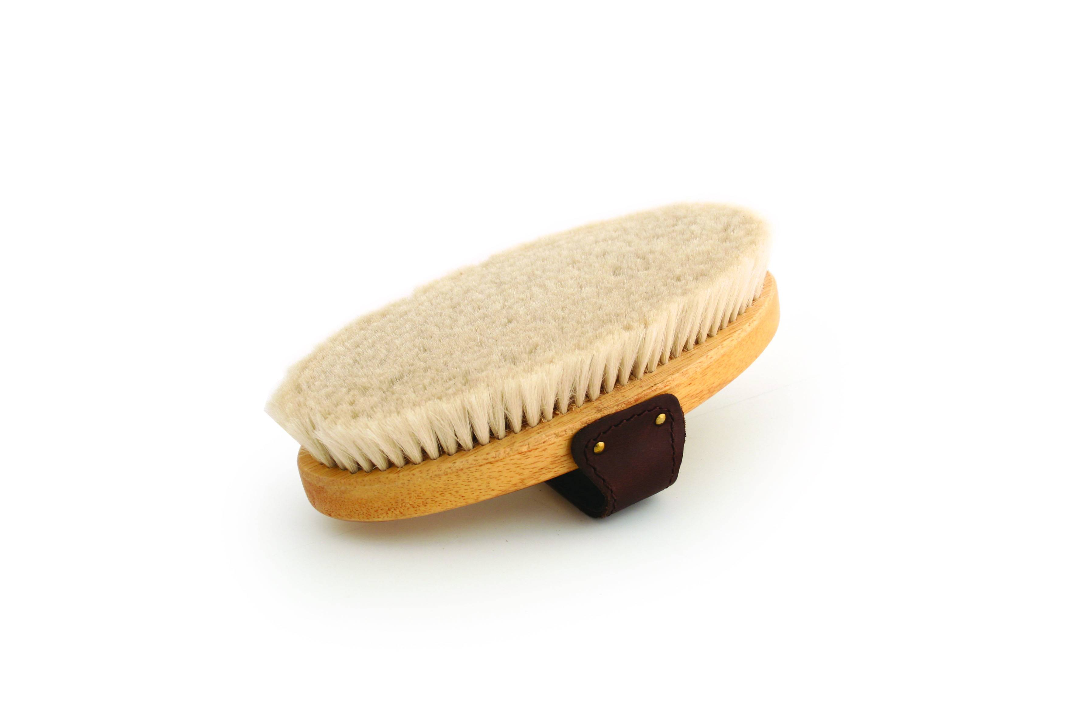 Legends Premium Goat Hair Body Brush