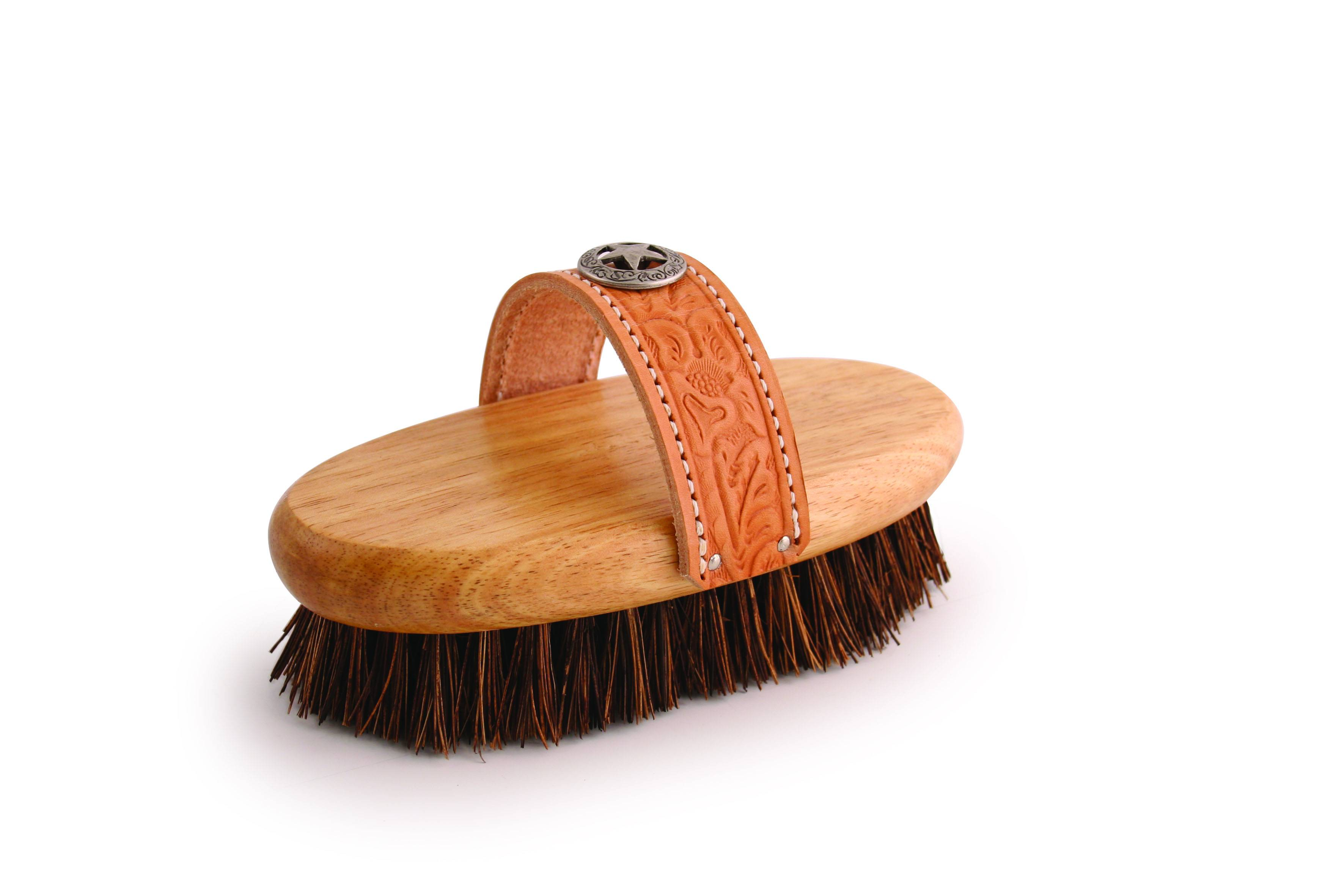 Legends Oiled Palmyra Body Brush
