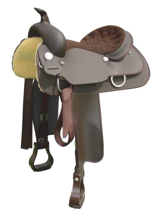 Wintec Full QH Bar Western Saddle