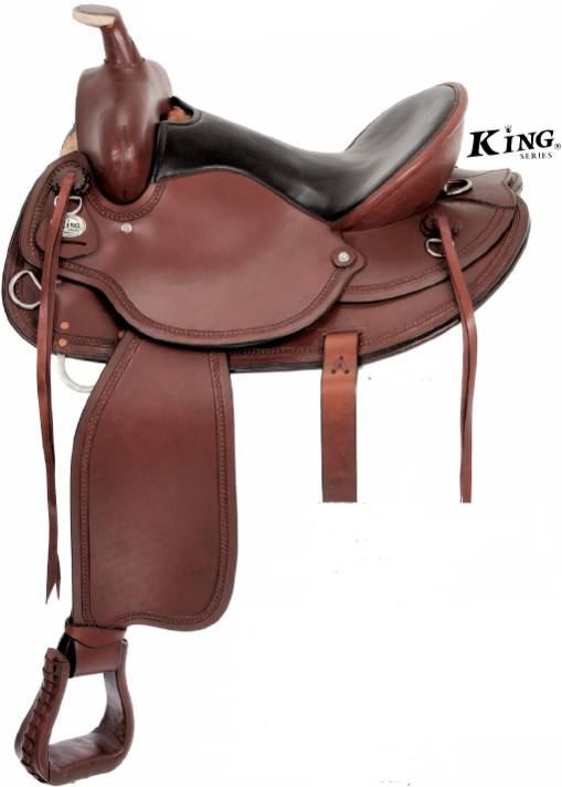KING SERIES Draft Horse Saddle