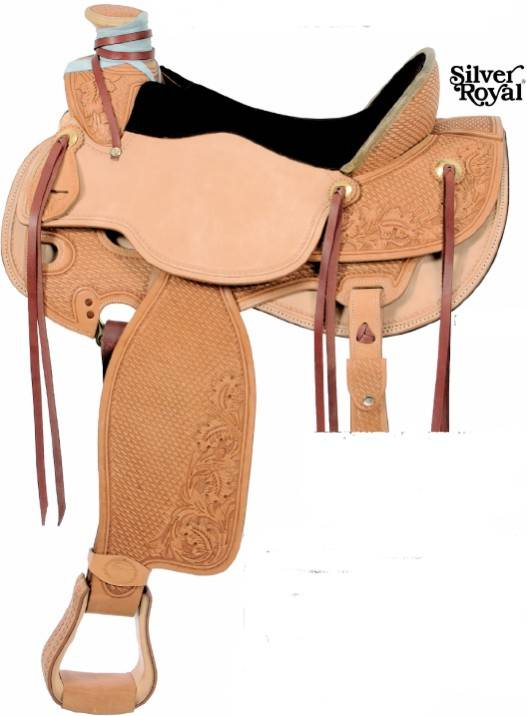 SILVER ROYAL Wade Pleasure Saddle