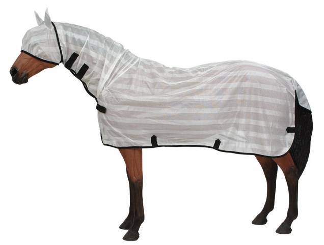 Tough-1 Contour Poly Fly Sheet with Neck Cover