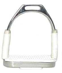 STA-BRITE Jointed Fillis Stirrup Irons