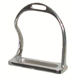STA-BRITE Curved Safety Stirrups