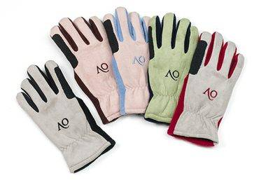 Ovation Ladies Polar Suede Fleece Gloves