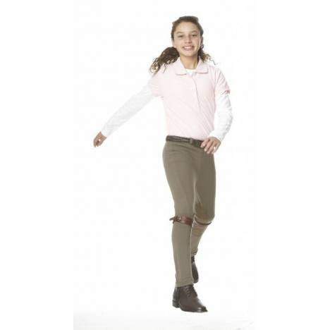 Ovation Euroweave Pull-on Breech Kids