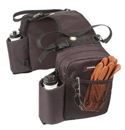 Tough-1 Gear Carrier Saddle Bag