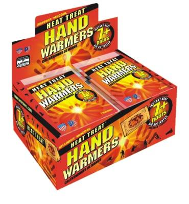 HEAT TREAT Hand Warmer - Last 6 Hours